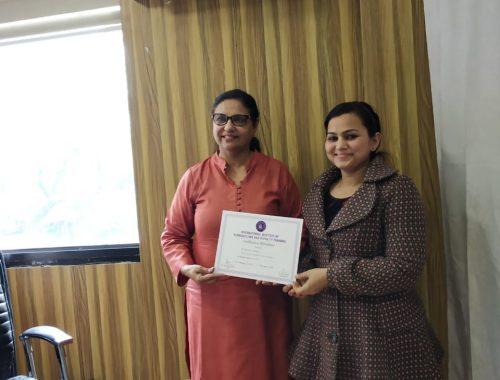 Dr Ruchika Sharma