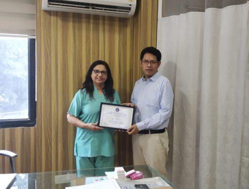 Dr Wai Phyo Maung