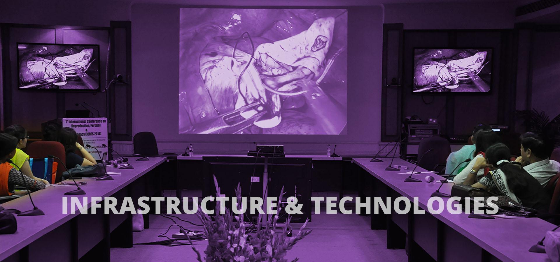 , Infrastructure & Technologies