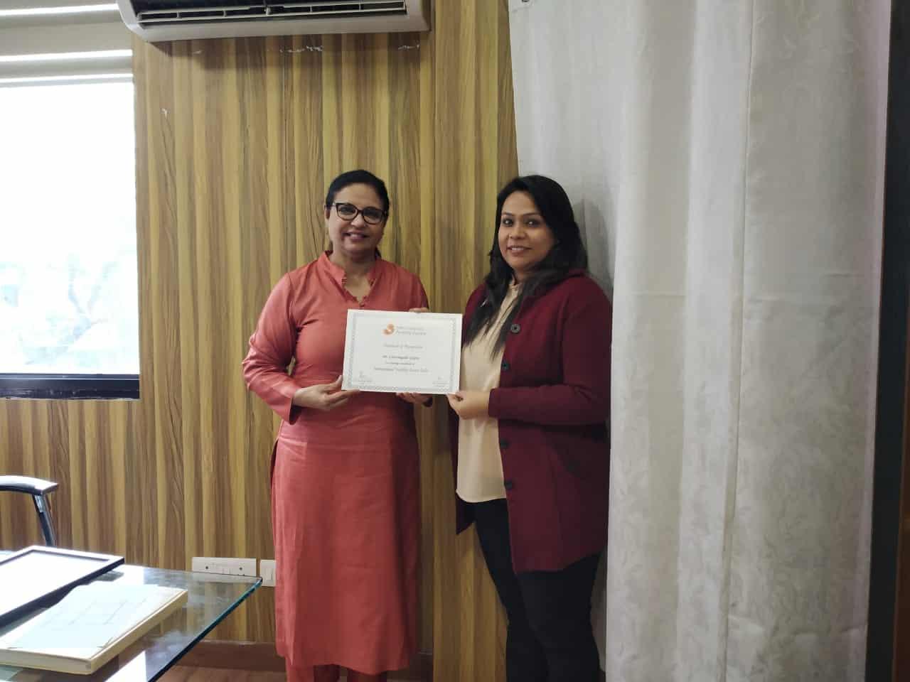 Dr. Chitrangada Gupta
