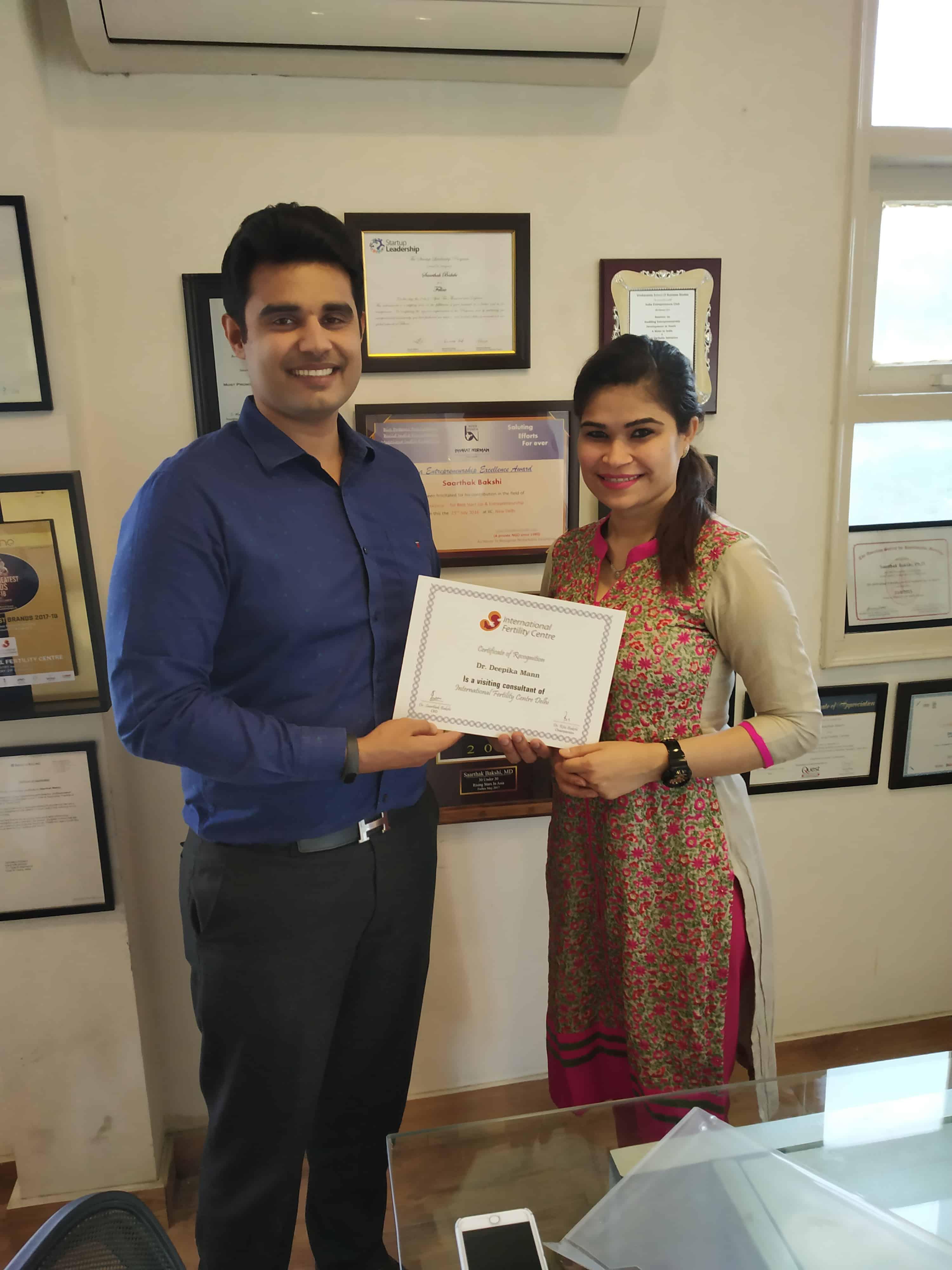 Dr. Deepika Mann