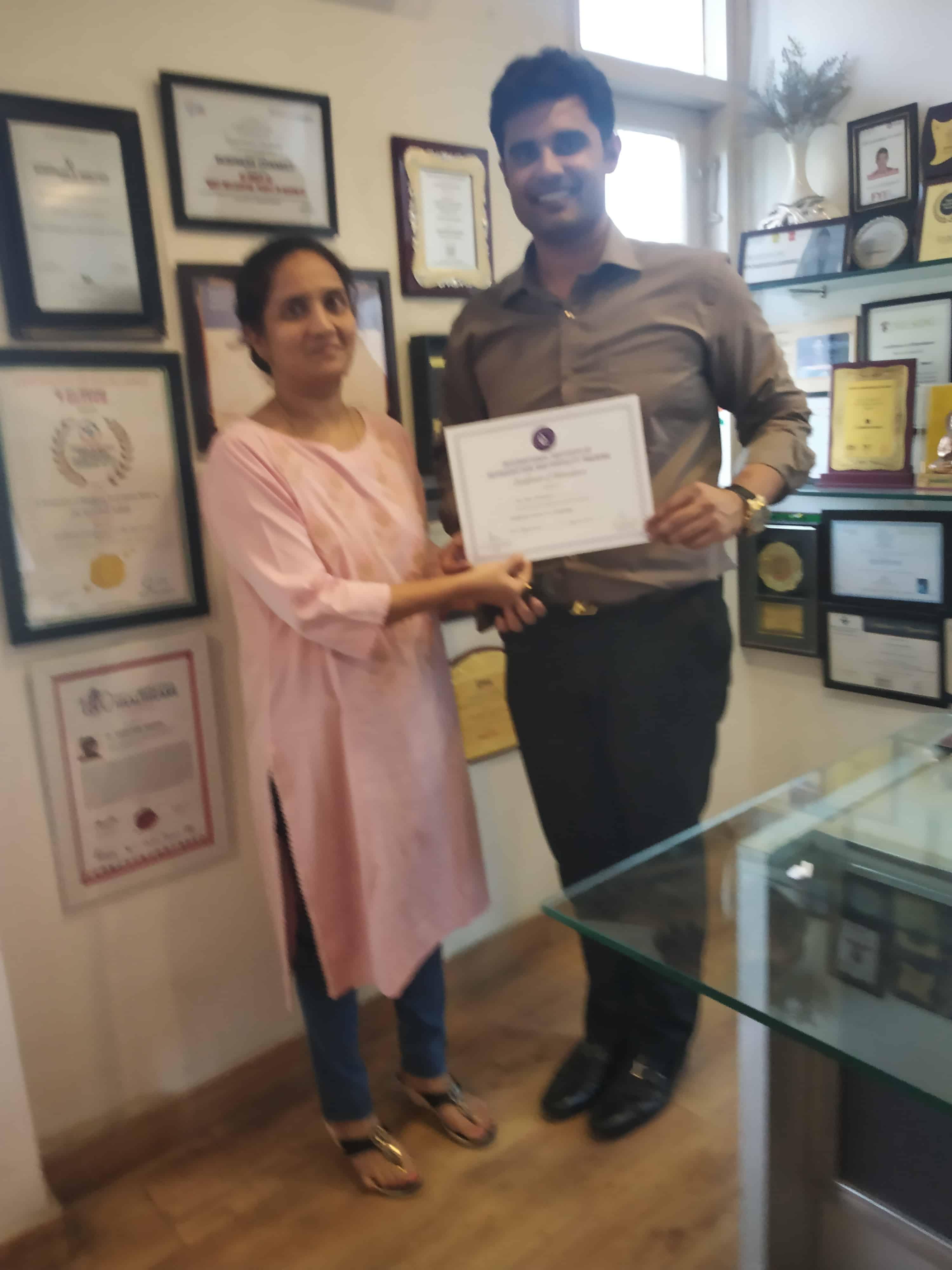 Dr. Anuradha Argo
